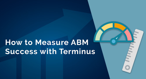 How to Measure Account-Based Marketing Success with Terminus