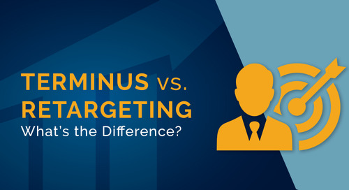 Terminus Account-Based Advertising vs. Retargeting: What's the Difference?