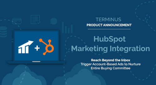 Terminus Product Update: Inbound + ABM with HubSpot Integration