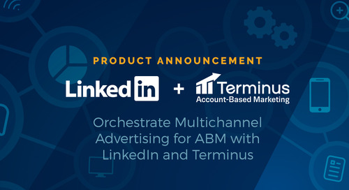 [Product Update] Announcing the Terminus Integration with LinkedIn