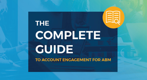 [E-Book] The Complete Guide to Account Engagement for ABM
