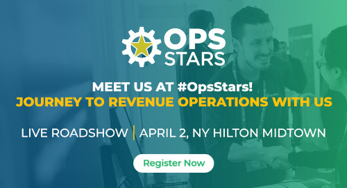 Apr. 2 | OpsStars NYC - Journey to Revenue Operations
