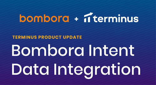 Bombora + Terminus: Keeping you one step ahead of your competition