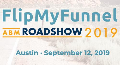 Sep.12   FlipMyFunnel Roadshow   Austin