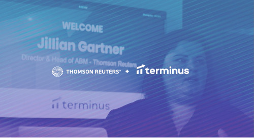 Thomson Reuters + Terminus Case Study