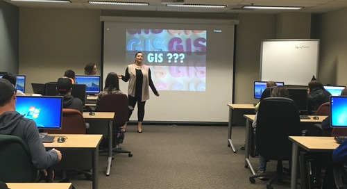 GIS Day: An opportunity to connect with a GIS Ambassador in your community