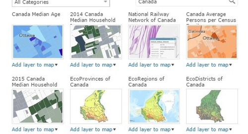 5 Reasons you should explore The Living Atlas in ArcGIS Online