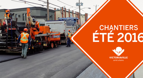 August App of the Month: Ville de Victoriaville Info-Travaux App