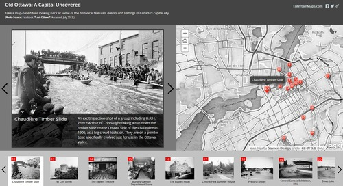 July's App of the Month: Old Ottawa: A Capital Uncovered