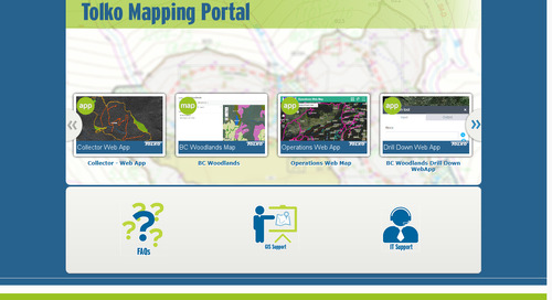 Taking your GIS portal to the next level: part 1