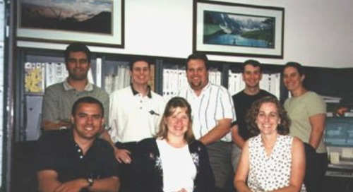 Throwback Thursday: 1998 According to Esri Canada Technical Support