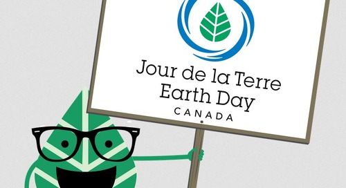 Earth Day Canada 2016: Maps and Apps to Celebrate the Global Forest
