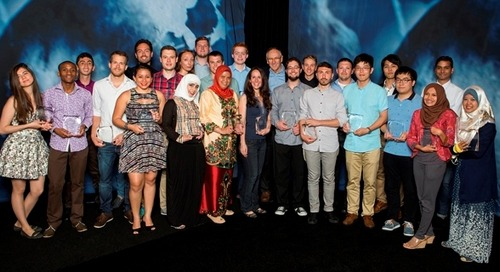 Calling all young GIS scholars: your opportunity to shine awaits!
