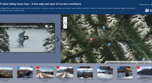 5 Web GIS tools to explore before winter term