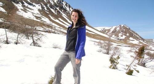 Zoe Goodyear: A GIS Ambassador