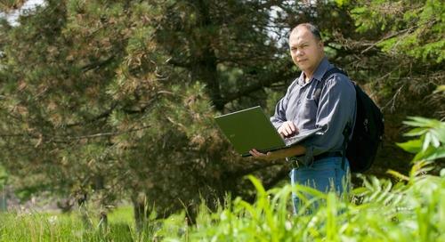 Miguel Blanco: A 2015 Esri Canada GIS Scholarship Recipient
