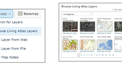 12 Enhancements to ArcGIS Online Educators Should Know About