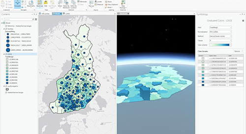 Getting to know ArcGIS Pro: What is it and how will it be useful to you?