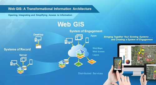 GIS: Breaking barriers towards greater collaboration at utilities