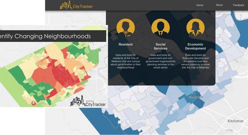 Open data spurs innovation in Waterloo