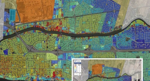 Development of the Ville de Repentigny