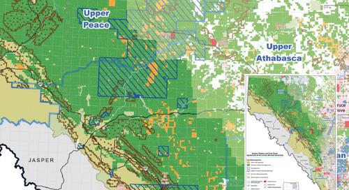 Alberta's Eastern Slopes