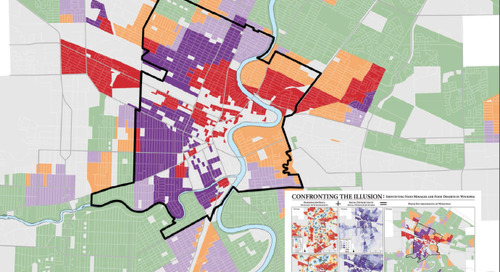 Confronting the Illusion: Identifying Food Mirages and Food Deserts in Winnipeg