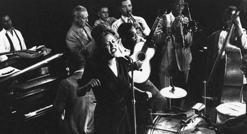 Utilisez ArcGISOnline pour documenter le lien entre l'histoire des Noirs et la musique