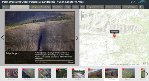 March's App of the Month: Yukon Landform Atlas