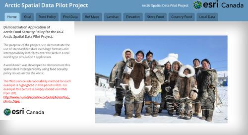 Comment utiliser une IDS pour faciliter la prise de décision en matière de politiques en Arctique?