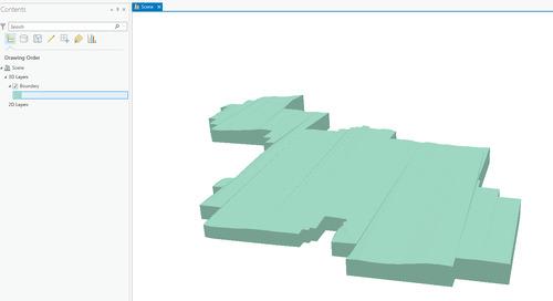 Trucs et astuces pour la visualisation3D dans ArcGISPro