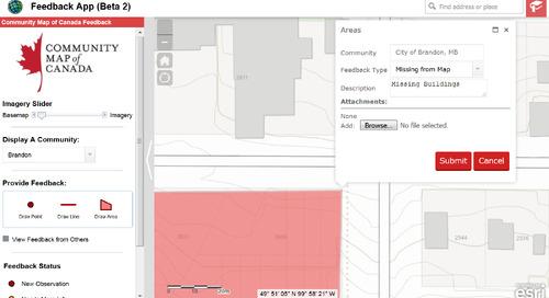 La cartographie participative est-elle une source pertinente de données spatiales?