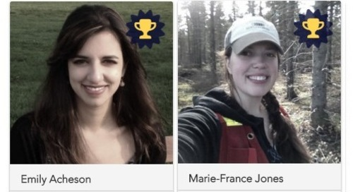 Congratulations to the winners of the 2017 Esri Young Scholar competition
