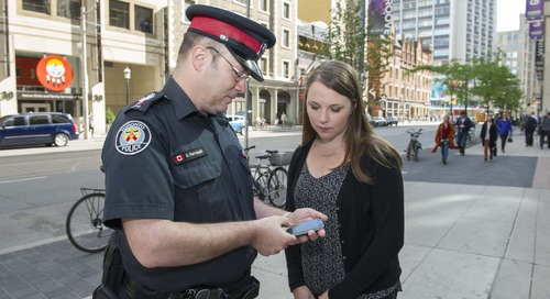 Toronto Police Map the Way Forward