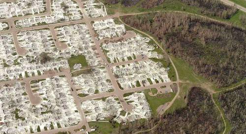 GIS Apps Spurred on Recovery After the Fort McMurray Wildfire