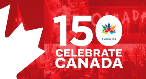 Celebrate Canada's 150th Birthday with relevant resources!