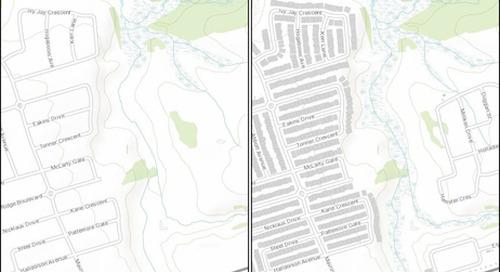 Basemap Updates for Canada – June 2017