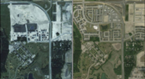 DigitalGlobe Updates for Canada