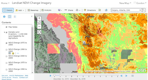 Is disruptive technology leading to a new pattern of GIS?