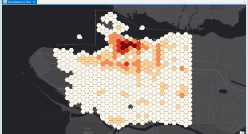 How to leverage the distributed computing power of GeoAnalytics Server