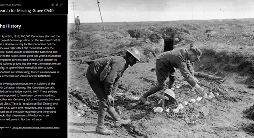 Searching for Canada's Fallen Soldiers at Vimy Ridge