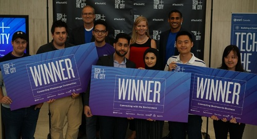 Mississauga connects and engages the community through open data