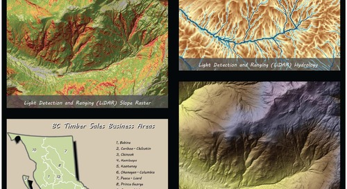 BC Timber Sales: Use of Aerial LiDAR