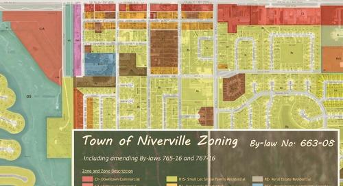 Règlement de zonage no 663-08 de la Ville de Niverville