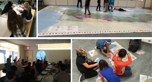 GIS Day 2017 stories across Canada: GIS Ambassadors support spatial literacy