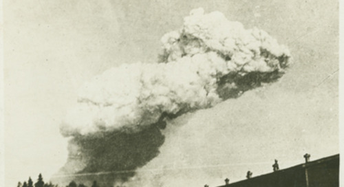 Halifax Explosion: Preventing history from repeating itself