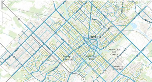 New must-have winter map: City of Guelph's Plow Tracker