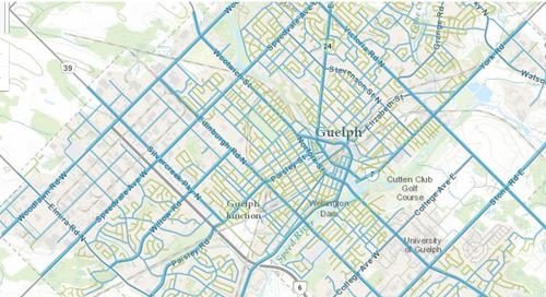 La carte à consulter cet hiver : le suivi du déneigement dans la ville de Guelph