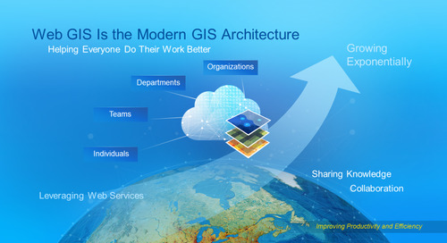 Which Web GIS project are you embarking on in 2018?