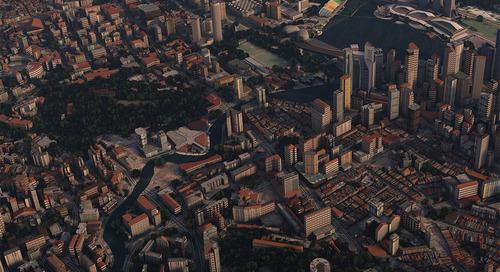 Bâtir Singapour en quelques heures